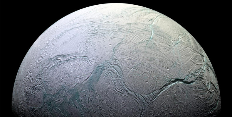 Enceladus NASA/JPL/Space Science Institute