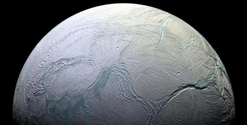 Enceladus NASA/JPL/Space Science Institute