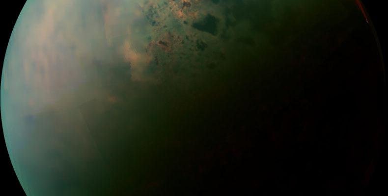 Titan. Bild: NASA/JPL-Caltech/SSI